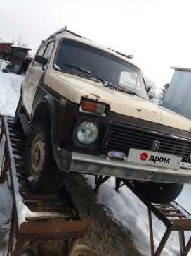 Биробиджан 4x4 2121 Нива 1997