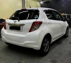 Якутск Toyota Vitz 2013