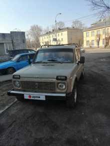 Красноярск 4x4 2131 Нива 1995