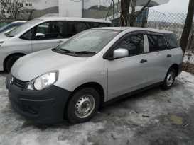 Улан-Удэ Nissan AD 2016
