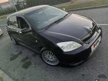 Сочи Corolla Runx 2003