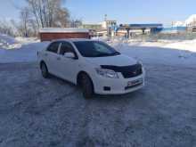 Новосибирск Corolla Axio 2009