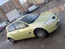 Москва Megane 2004