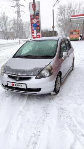 Иркутск Honda Fit 2004