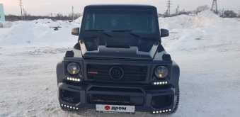 Омск G-Class 2004