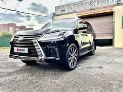 Хабаровск Lexus LX570 2018