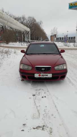 Томск Elantra 2003