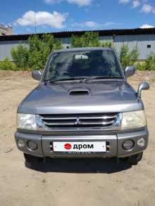 Челябинск Pajero Mini 2003