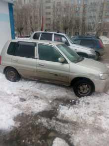 Челябинск Demio 2001
