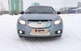 Ханты-Мансийск Cruze 2011