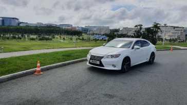 Находка Lexus ES300h 2014
