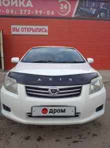 Красноярск Corolla Axio 2012