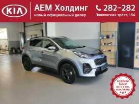 Барнаул Sportage 2021