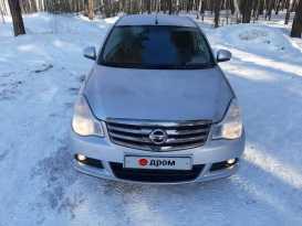 Екатеринбург Nissan Almera 2014
