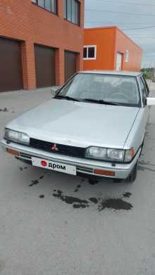 Новосибирск Galant 1986