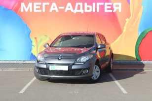 Краснодар Megane 2012