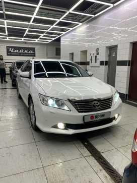 Сургут Toyota Camry 2012