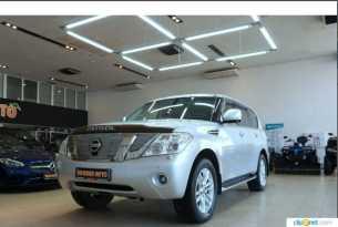 Липецк Nissan Patrol 2012