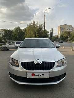 Симферополь Octavia 2014