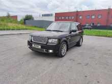 Санкт-Петербург Range Rover 2011