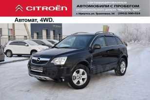 Иркутск Opel Antara 2007