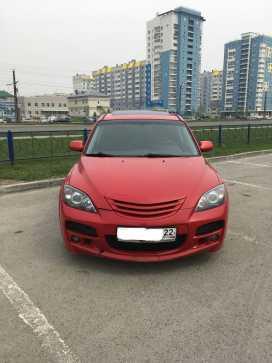 Барнаул Mazda3 2005