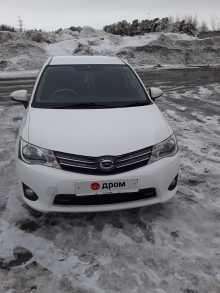 Сургут Corolla Axio 2013