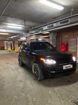 Екатеринбург Range Rover 2016