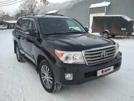 Омск Land Cruiser 2012