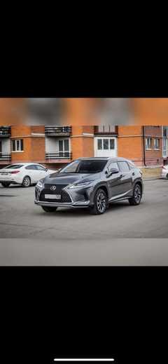 Уссурийск Lexus RX300 2019
