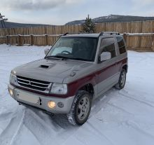 Усть-Кут Pajero Mini 2000