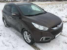 Сыктывкар Hyundai ix35 2013