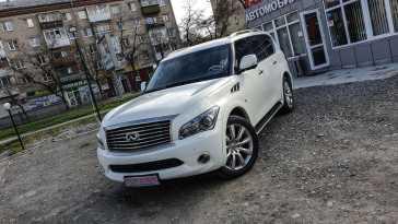 Екатеринбург QX80 2014