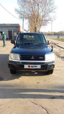 Москва Pajero iO 1999