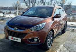 Курск Hyundai ix35 2014