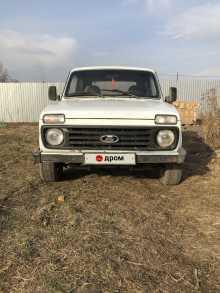 Щёкино 4x4 2121 Нива 1996