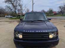 Гвардейское Range Rover 2003