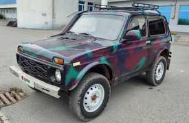 Омск 4x4 2121 Нива 2003