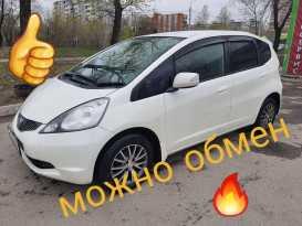 Хабаровск Honda Fit 2008
