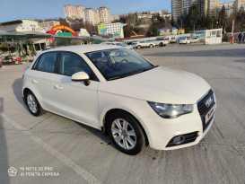Сочи Audi A1 2012