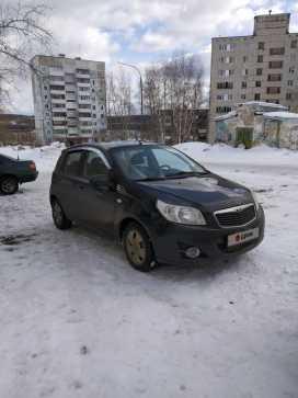 Усть-Илимск Gentra 2009