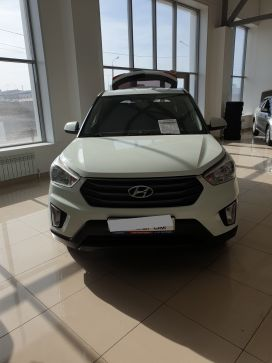 Октябрьский Hyundai Creta 2016
