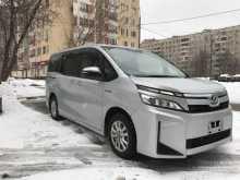 Москва Voxy 2017