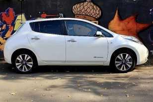 Владивосток Nissan Leaf 2016