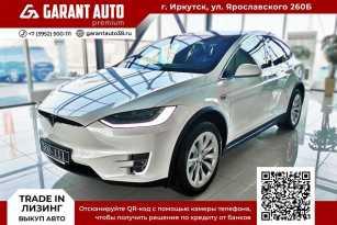 Иркутск Tesla Model X 2020