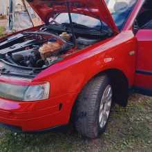 Шуя Passat 1998