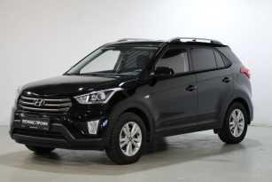 Челябинск Hyundai Creta 2017