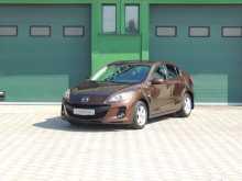 Ярославль Mazda3 2012