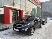 Москва Sportage 2012