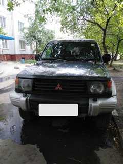 Омск Pajero 1993